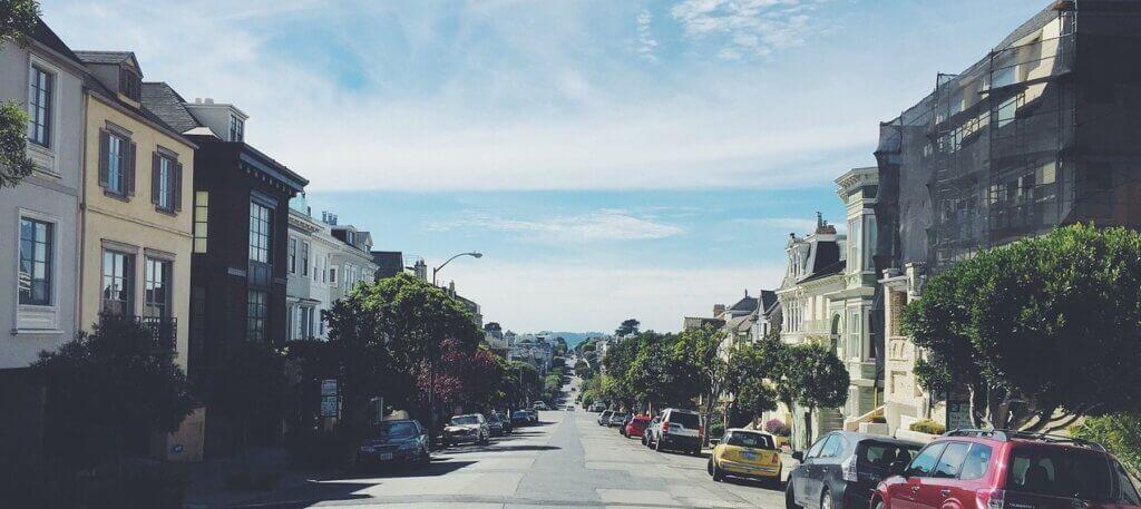 Picture of neighborhood